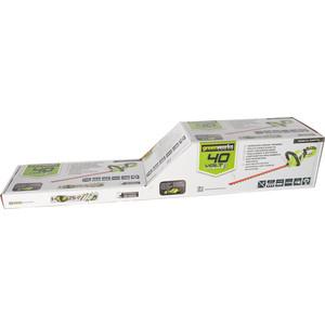 Кусторез аккумуляторный GreenWorks G40HT61 кусторез аккумуляторный ryobi rht36c55