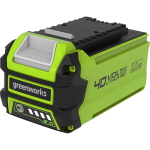 Аккумулятор GreenWorks G40B2 аккумулятор greenworks g80b2