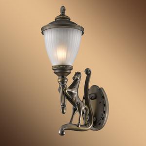 Уличный настенный светильник Favourite 1334-1WL торшер 1702 1f favourite