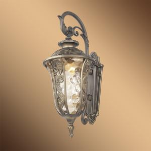 Уличный настенный светильник Favourite 1495-1W favourite настенный светильник favourite wendel 1602 1w