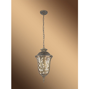 Уличный подвесной светильник Favourite 1495-1P favourite торшер favourite kombi 1704 1f