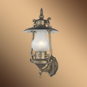 Уличный настенный светильник Favourite 1496-1W favourite настенный светильник favourite wendel 1602 1w