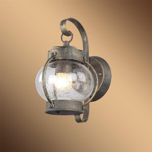 Уличный настенный светильник Favourite 1498-1W favourite настенный светильник favourite wendel 1602 1w