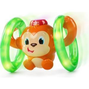 Развивающая игрушка Bright Starts Обезьянка на кольцах (52181) игрушка подвеска bright starts развивающая игрушка щенок