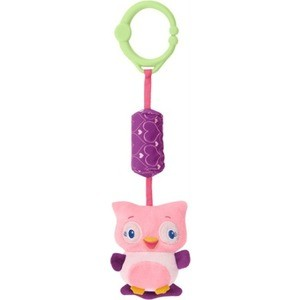 Развивающая игрушка Bright Starts Звонкий дружок Сова (8674-5)