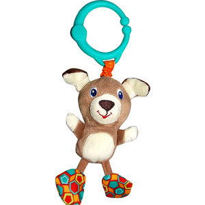 Развивающая игрушка Bright Starts Дрожащий дружок Собачка (8808-5)