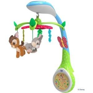 Игрушка-проектор Chicco для кроватки Бэмби (7156) мобили chicco игрушка проектор для кроватки бемби