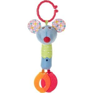 Фото Игрушка мягкая Chicco для коляски Мышонок (07654)
