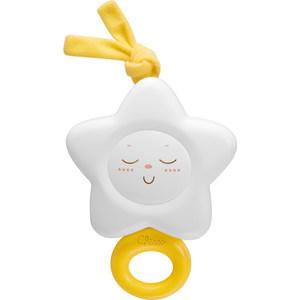 Игрушка подвеска Chicco для кроватки музыкальная Звезда (1191) игрушка подвеска chicco игрушка проектор для кроватки бэмби