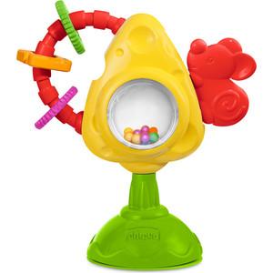 Игрушка для стульчика Chicco Мышка с сыром и крекерами (5832) chicco мышка с сыром и крекерами
