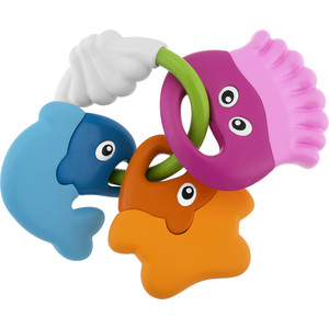 Погремушка Chicco Морские животные (59560)