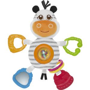 Фотография товара игрушка погремушка Chicco мягкая Зебра (7202) (521042)