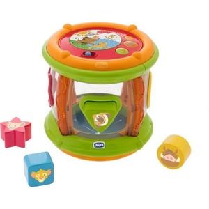 Фотография товара игрушка барабан Chicco музыкальный Король Лев (7514) (521050)