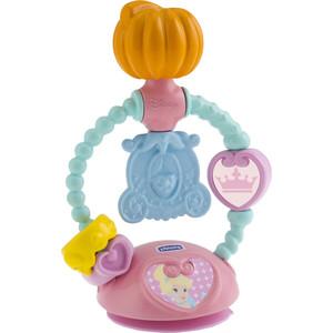 Игрушка для стульчика Chicco Золушка (7601) chicco мягкая игрушкас с мелодией золушка disney chicco