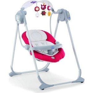 Качели Chicco polly swing up paprika (7911071) chicco polly magic paprika