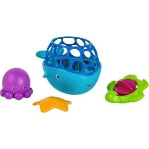 Игрушка для ванны Oball Морские друзья (10068)