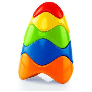 Развивающая игрушка Oball Пирамидка (81106)