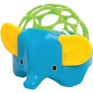 Погремушка Oball Зоопарк Слон (81517-2)