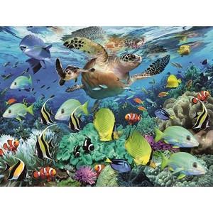 Пазл Ravensburger Коралловый риф (10009) хабы риф на киа спортейдж 1