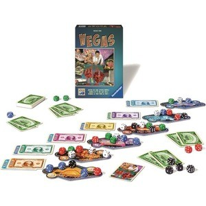 Настольная игра Ravensburger Лас Вегас (26613) пазл 1000 неоновый лас вегас 16761