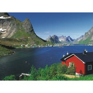 Пазл Ravensburger Норвежский фьорд (14176) от ТЕХПОРТ