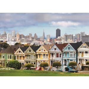 Пазл Ravensburger Викторианские дома Сан-Франциско (19365) от ТЕХПОРТ