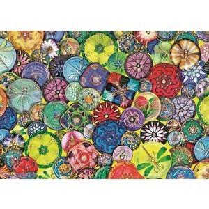 Пазл Ravensburger Разноцветные пуговицы (19405) от ТЕХПОРТ