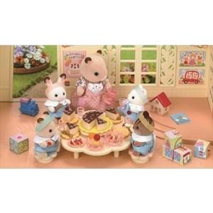 Игровой набор Sylvanian Families Праздник в детском саду (3591)