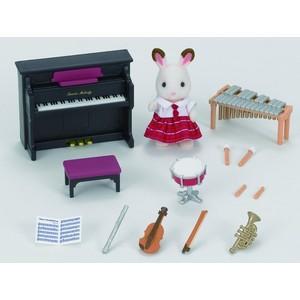 Фотография товара игровой набор Sylvanian Families Школьный оркестр (5106) (522216)