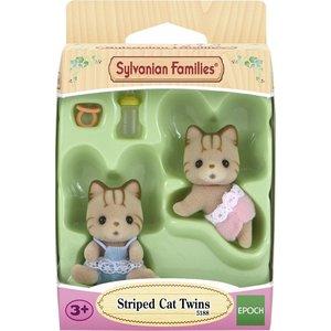 Игровой набор Sylvanian Families Полосатые котята-двойняшки (5188) от ТЕХПОРТ