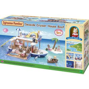 Фотография товара игровой набор Sylvanian Families Круизный корабль (5206) (522238)