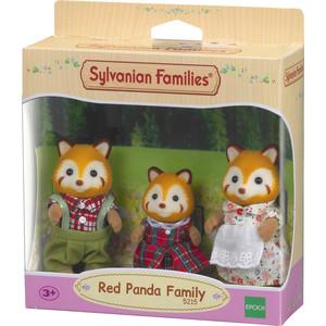 Игровой набор Sylvanian Families Семья Красных панд (5215) от ТЕХПОРТ