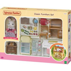 Игровой набор Sylvanian Families Мебель для дома Марии (5220) набор мебель для дома марии sylvanian families