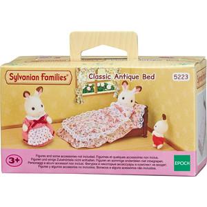 Игровой набор Sylvanian Families Большая кровать (5223) от ТЕХПОРТ