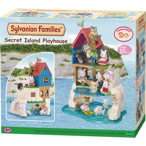 Игровой набор Sylvanian Families Домик на рифе (5229) игра sylvanian families велосипедная прогулка 2236