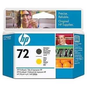 Печатающая головка HP N72 (C9384A) hp designjet t120