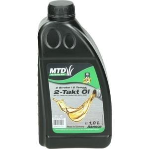 Масло 2-х тактное MTD 1л API-TC (6012-X1-0038) цена