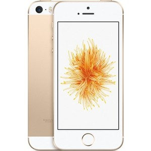 Смартфон Apple iPhone SE 32Gb Gold (MP842RU/A) apple iphone 5s 32gb a1530
