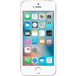 Смартфон Apple iPhone SE 32Gb Rose Gold (MP842RU/A)
