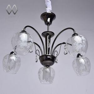 где купить Подвесная люстра MW-LIGHT 297013105 по лучшей цене