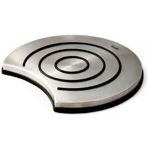 Подставка под горячее Fissler 18x14 см 2076700 подставка под ножи универсальная baxter 22 см 18 см 14 см материал пластик цвет серый мрамор 1250002