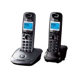 Радиотелефон Panasonic KX-TG2512RU1 телефон dect panasonic kx tgc322ru1 аон caller id 50 эко режим память 50 black list автоответчик дополнительная трубка