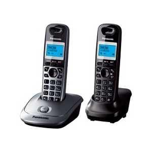 Радиотелефон Panasonic KX-TG2512RU1 радиотелефон panasonic kx tg8551 черный kx tg 8551 rub