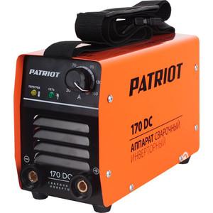 Сварочный инвертор PATRIOT 170 DC сварочный инвертор patriot 230 pfc