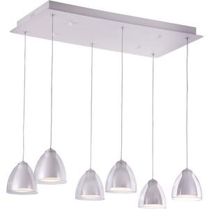 Подвесная люстра IDLamp 394/6-LEDWhite
