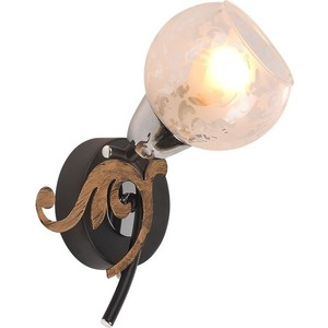 Бра IDLamp 216/1A-Blackchrome