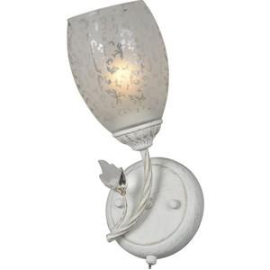 Бра IDLamp 874/1A-Whitepatina бра idlamp 351 1a chrome
