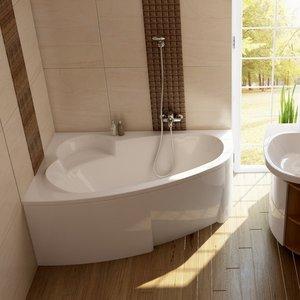 Акриловая ванна Ravak Asymmetric 170 левосторонняя, без гидромассажа (C481000000)