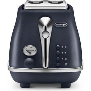 Тостер DeLonghi CTOE 2103.BL тостер delonghi ctoe 2103 красный