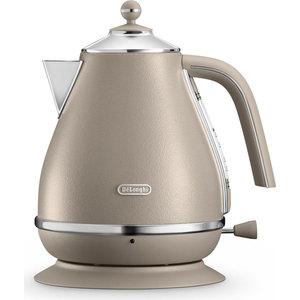 Чайник электрический DeLonghi KBOE 2001.BG чайник delonghi kbz 2001 белый
